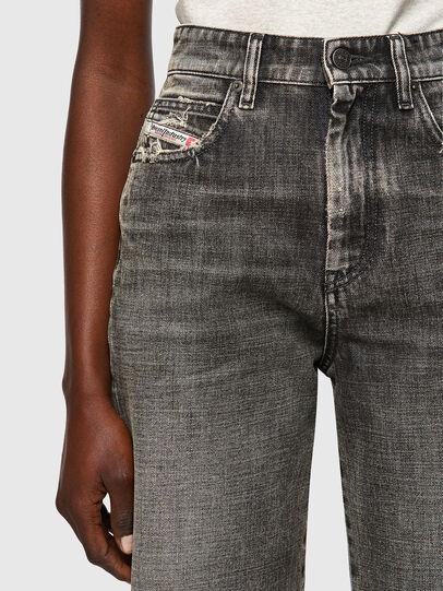 Diesel - DE-LILY-SP1, Black - Shorts - Image 3