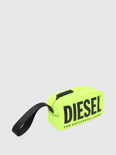 Diesel - BOLD POUCH, Yellow - Bags - Image 5