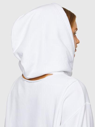 Diesel - D-NEWS, White - Dresses - Image 3