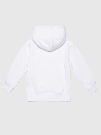 Diesel - SGIRKHOOD OVER, White - Sweaters - Image 2
