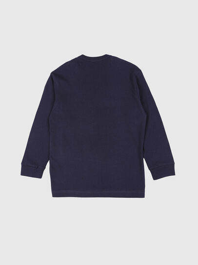 Diesel - TEDRI OVER, Navy Blue - T-shirts and Tops - Image 2