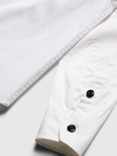 Diesel - CSKOSOV OVER, White - Shirts - Image 4