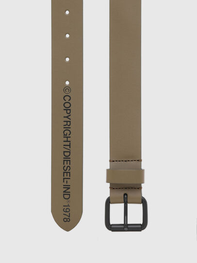 Diesel - B-COPY, Light Brown - Belts - Image 3