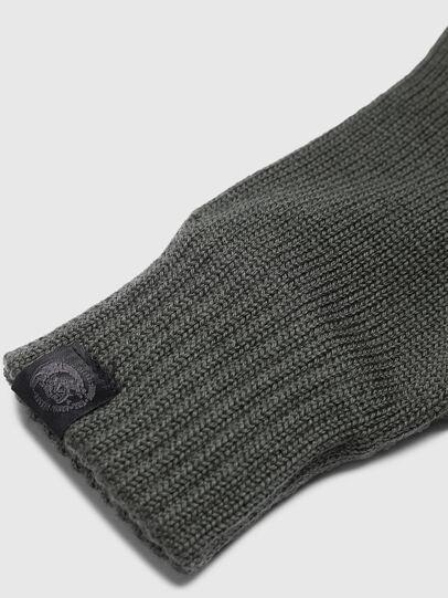 Diesel - K-TAB-B, Dark Green - Gloves - Image 2