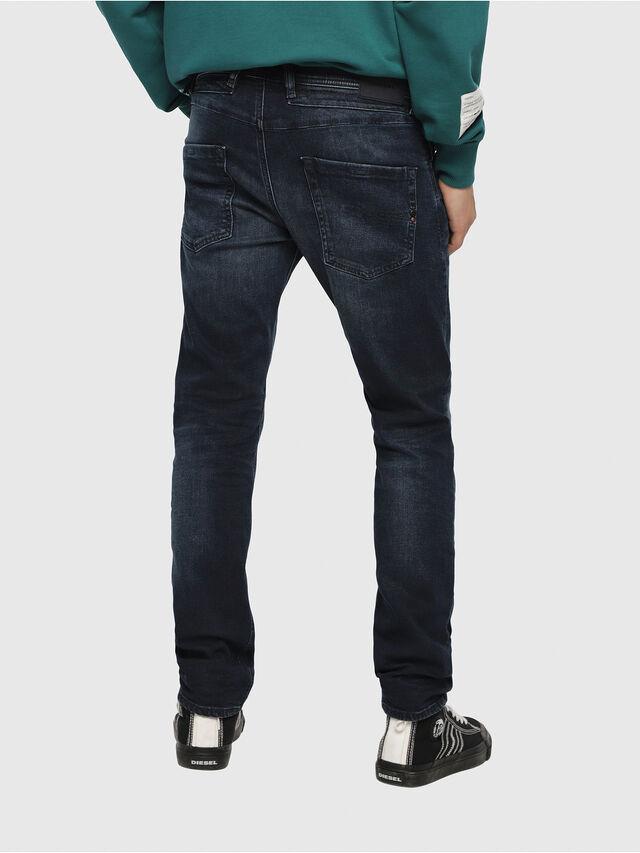 Diesel - Belther 087AS, Dark Blue - Jeans - Image 2