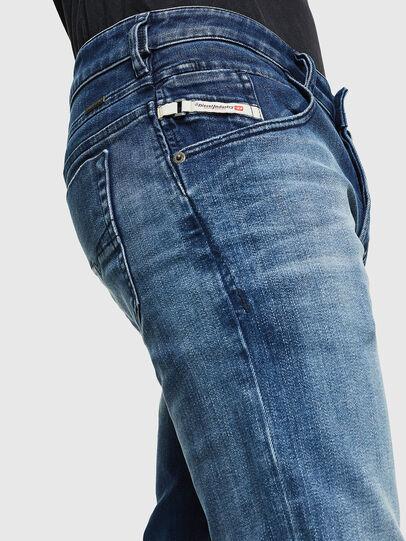 Diesel - D-Bazer 0097Y, Medium blue - Jeans - Image 3