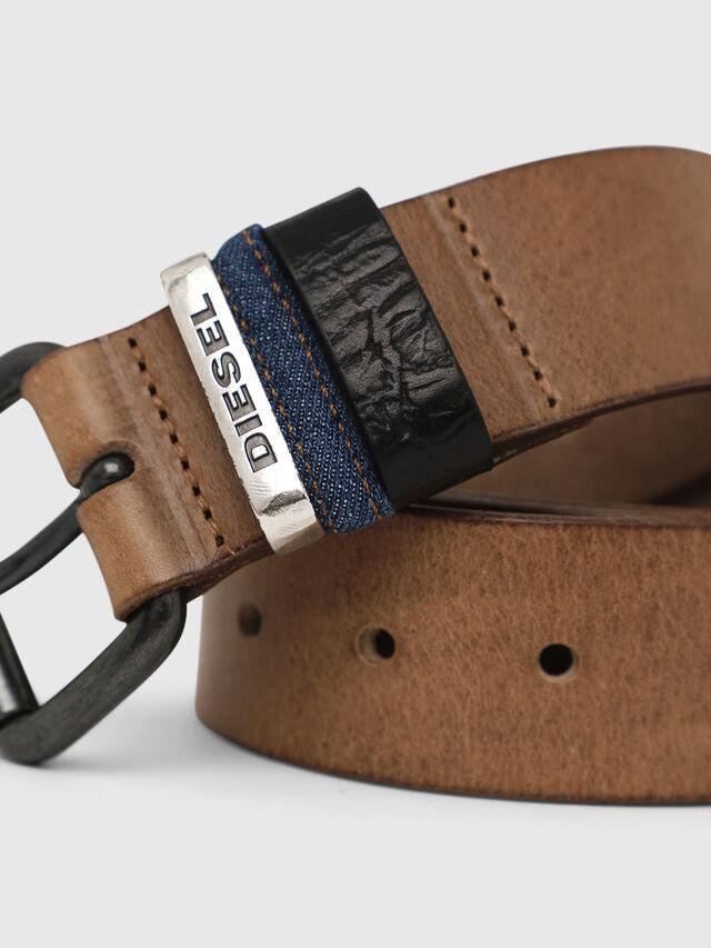 Diesel - B-SCALE, Brown - Belts - Image 2