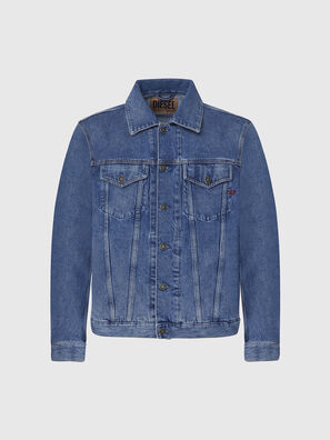 D-SAL, Light Blue - Denim Jackets