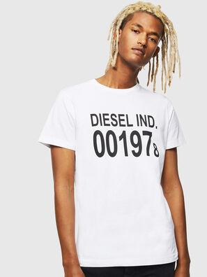 T-DIEGO-001978, White - T-Shirts