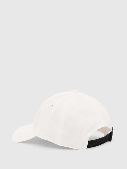 Diesel - COMIXI, White - Caps, Hats and Gloves - Image 2