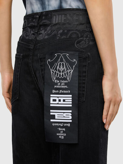 Diesel - D-Reggy 009LC, Black/Dark grey - Jeans - Image 5