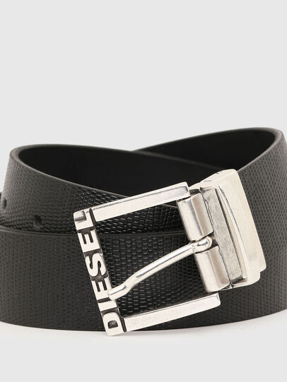 Diesel - B-SHIFT, Black - Belts - Image 2