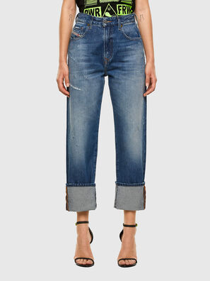 D-Reggy 0097B, Medium blue - Jeans