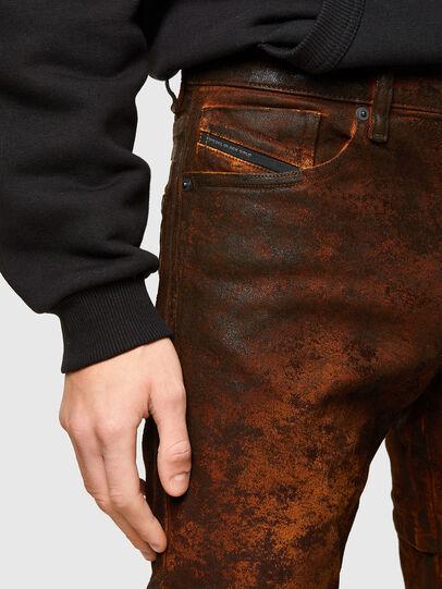 Diesel - TYPE-2021, Black/Orange - Jeans - Image 3
