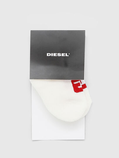 Diesel - ZEBODIV-NB, White - Other Accessories - Image 2