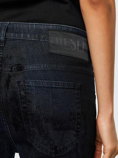 Diesel - Fayza 009QD, Dark Blue - Jeans - Image 5