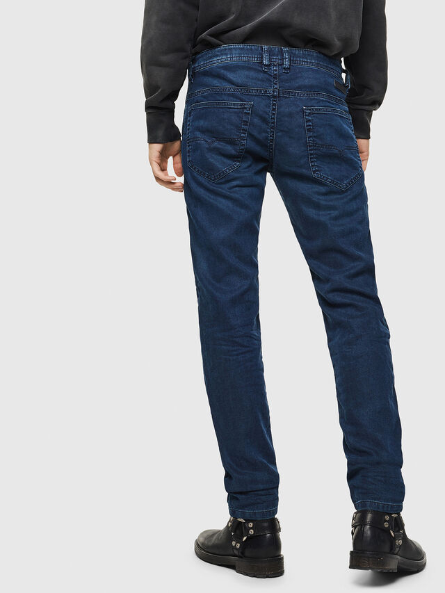 Diesel Thommer JoggJeans 0688J, Medium blue - Jeans - Image 2