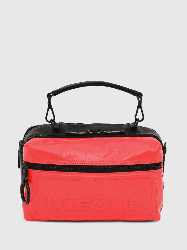 FUTURAH, Orange/Black - Crossbody Bags