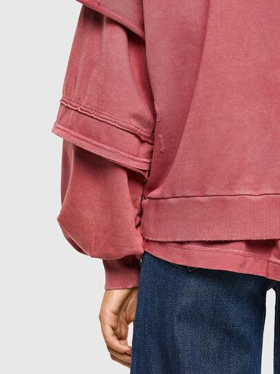 Diesel - F-STRAT, Pink - Sweaters - Image 4