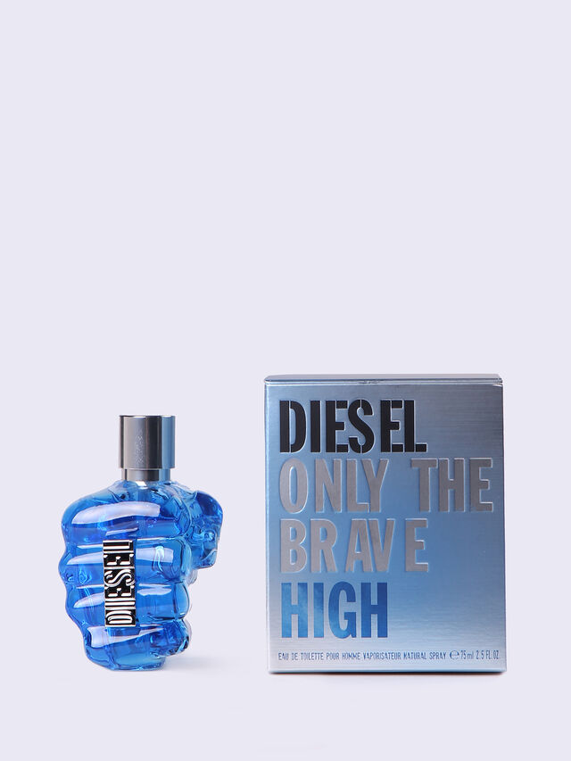 ONLY THE BRAVE HIGH  75ML, Blue