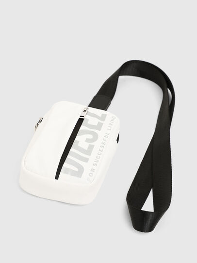 Diesel - BAONA II, White - Small Wallets - Image 6