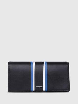 24 A DAY, Dark Blue - Continental Wallets