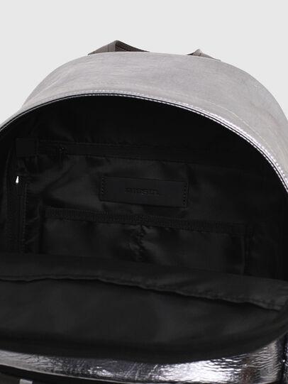 Diesel - F-BOLD BACK III, Silver - Backpacks - Image 4