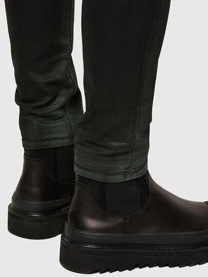 Diesel - D-Strukt JoggJeans® 069QX, Black/Green - Jeans - Image 5