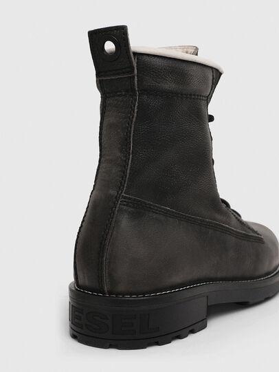 Diesel - D-THROUPER DBB, Black - Boots - Image 5