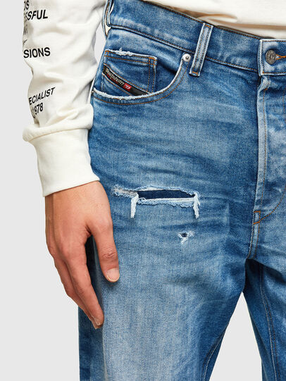Diesel - D-Macs 009MV, Light Blue - Jeans - Image 3