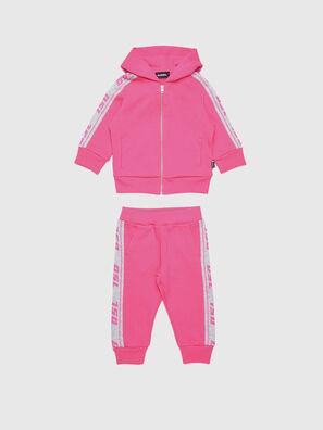 SUITAXB-SET, Hot pink - Jumpsuits