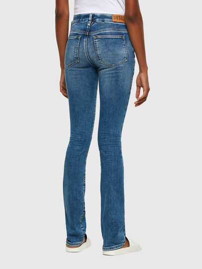 Diesel - Slandy-B 009PT, Light Blue - Jeans - Image 2