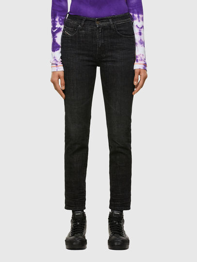Diesel - D-Joy 009JV, Black/Dark grey - Jeans - Image 1