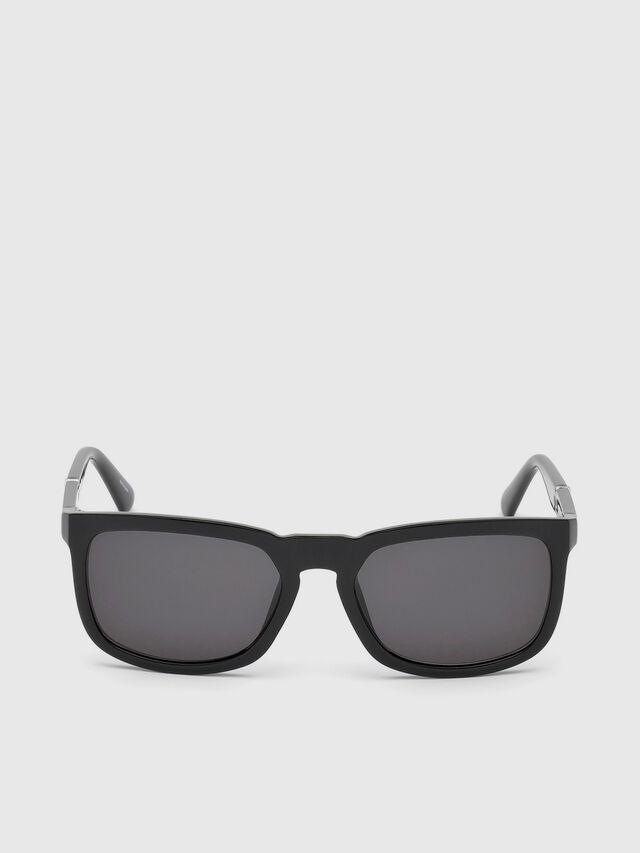 Diesel - DL0262, Black - Sunglasses - Image 1