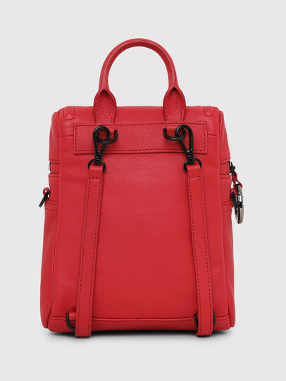 Diesel - ERACLEA, Fire Red - Backpacks - Image 4