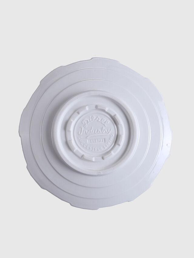 Living 10986 MACHINE COLLEC, White - Plates - Image 2