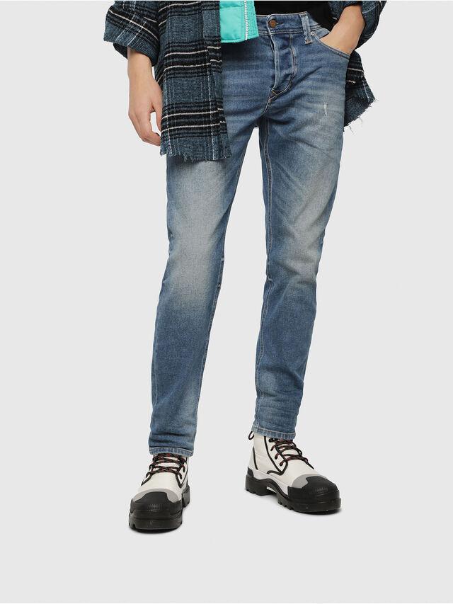 Diesel - Larkee-Beex 089AW, Light Blue - Jeans - Image 1