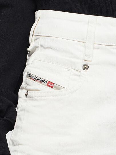 Diesel - Fayza 009AY, White - Jeans - Image 3