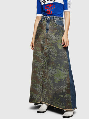 DE-SHIRLEY, Medium blue - Skirts