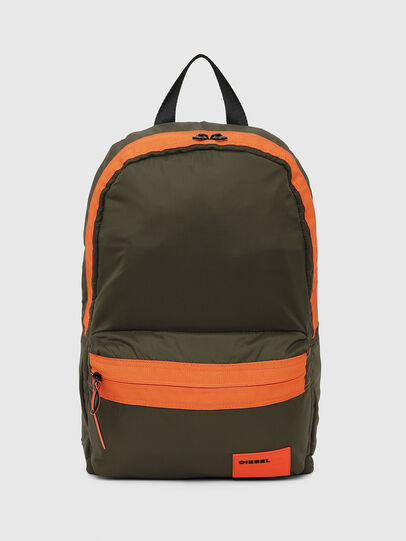 Diesel - MIRANO, Dark Green - Backpacks - Image 1