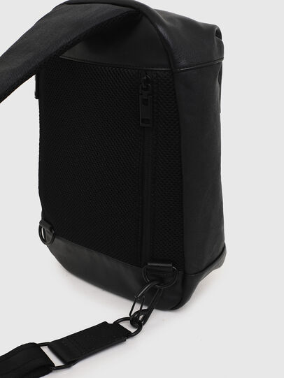 Diesel - D-SUBTORYAL MONO II, Black - Backpacks - Image 4