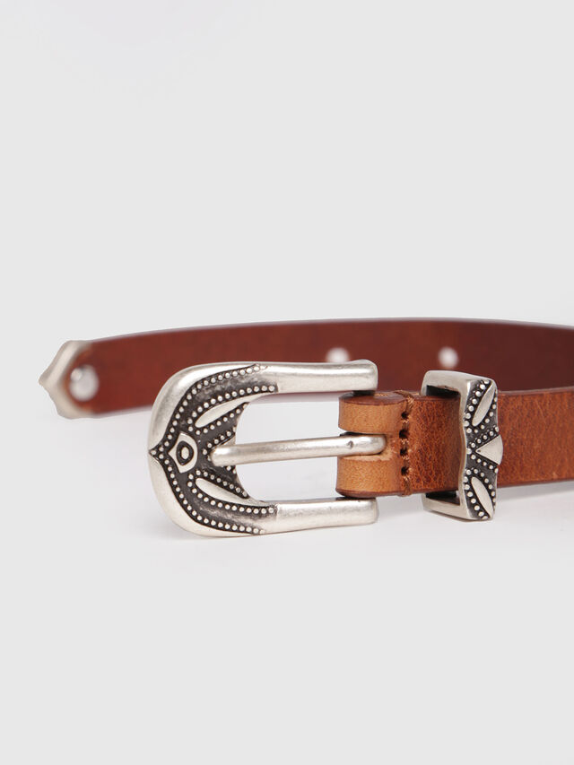 Diesel - A-TEXANNAH, Camel - Bijoux and Gadgets - Image 2