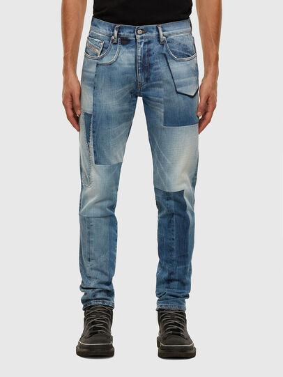 Diesel - D-Strukt 009HZ, Light Blue - Jeans - Image 1