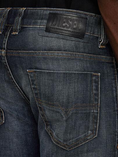 Diesel - Safado 009EP, Dark Blue - Jeans - Image 4