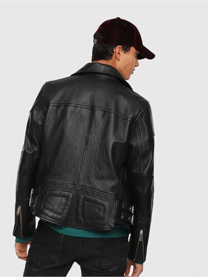 Diesel - L-KRAMPIS,  - Leather jackets - Image 2