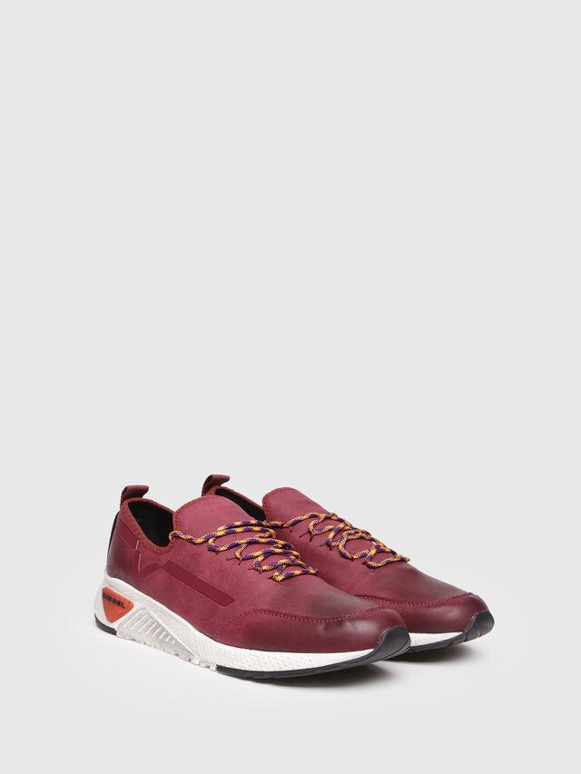 Diesel - S-KBY, Fire Red - Sneakers - Image 2