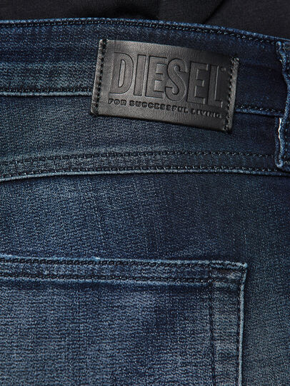 Diesel - Gracey JoggJeans 069PZ, Dark Blue - Jeans - Image 4