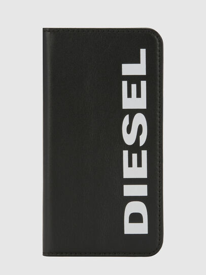 Diesel - SLIM LEATHER FOLIO IPHONE 8/7,  - Flip covers - Image 6