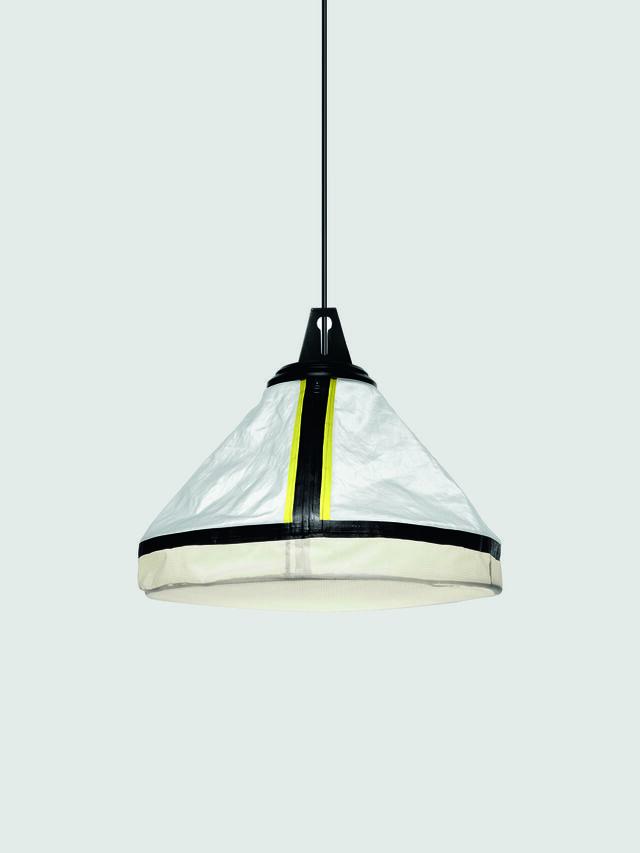 Living DRUMBOX SOSPENSIONE, White - Hang Lighting - Image 1