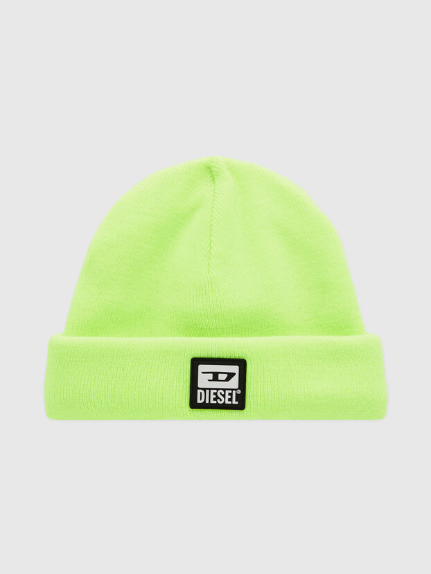 K-XAU, Green Fluo - Knit caps